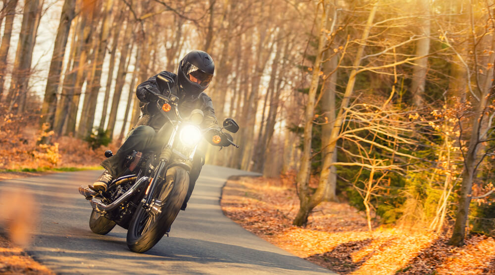 Motorcycle accident claim case personal injury claim