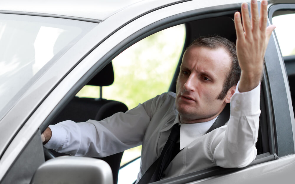Aggressive Drivers and How to Handle Them