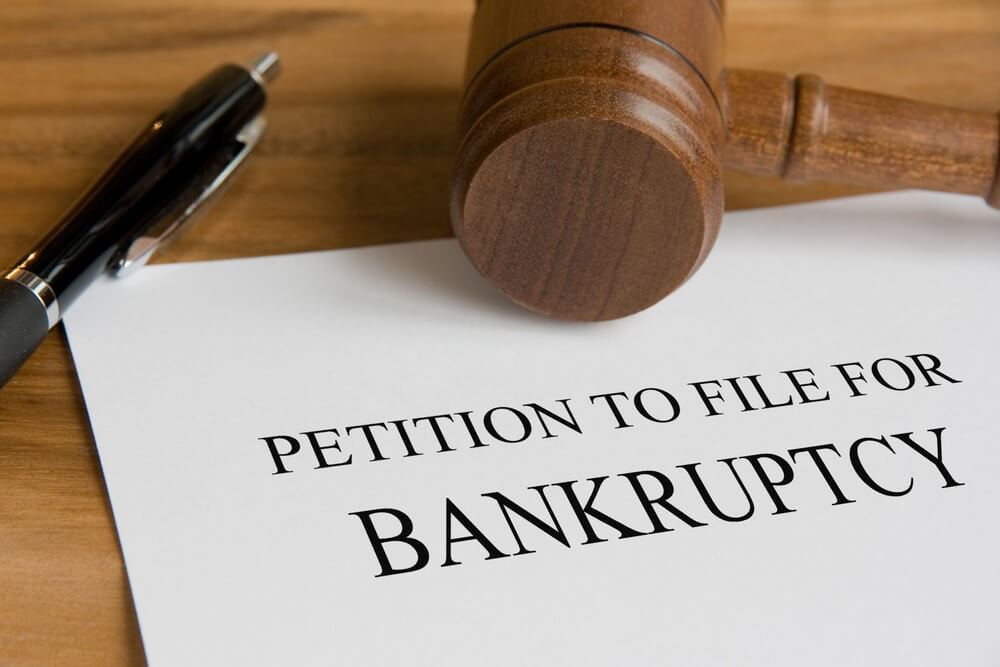 Who Pays For Damages When A Defendant Files For Bankruptcy In A Car Accident Lawsuit?