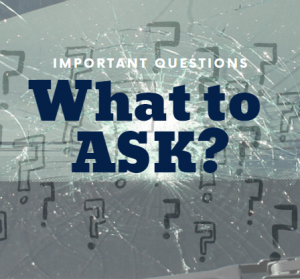 what questions to ask after a car accident in houston?