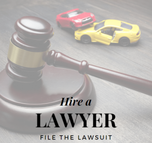 Hire a houston car accident lawyer to file a lawsuit