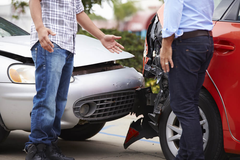 What to do When Faced With Assault at the Scene of a Car Accident