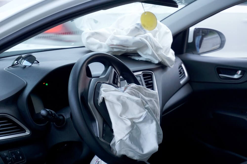 Are airbags a safety feature or a dangerous one