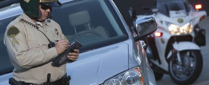 Affect of Traffic Tickets on Your Car Accident Claim