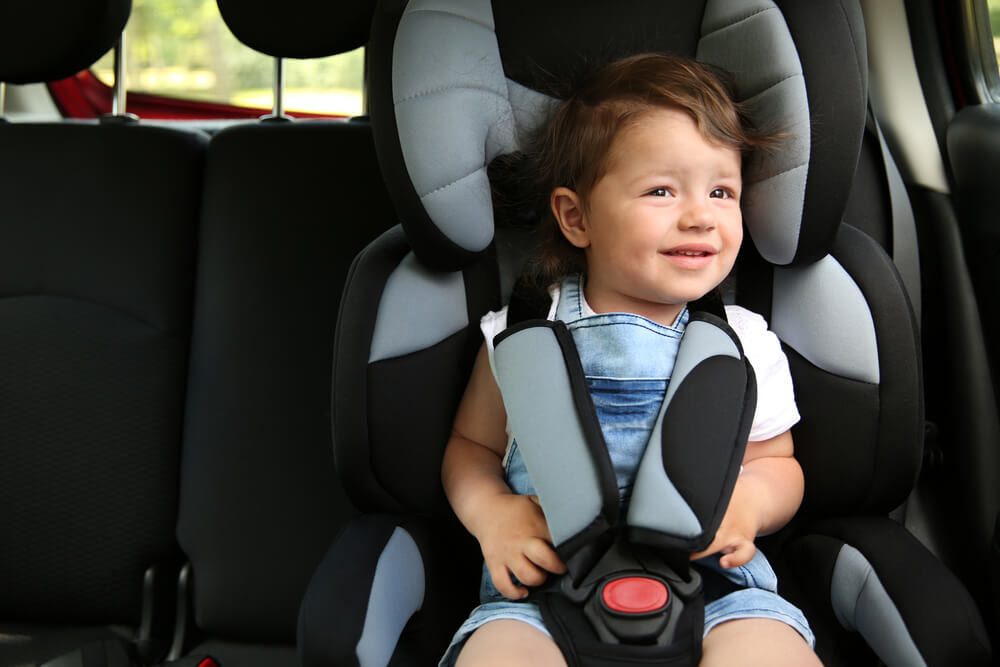 Child Car Seats And How important They Are Regarding Your Child's Safety