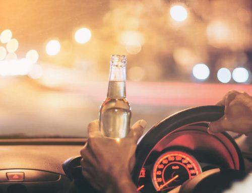 Accidentes automovilísticos causados por conducir ebrio en días festivos