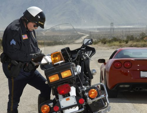 Can a Traffic Ticket Affect Your Personal Injury Case?