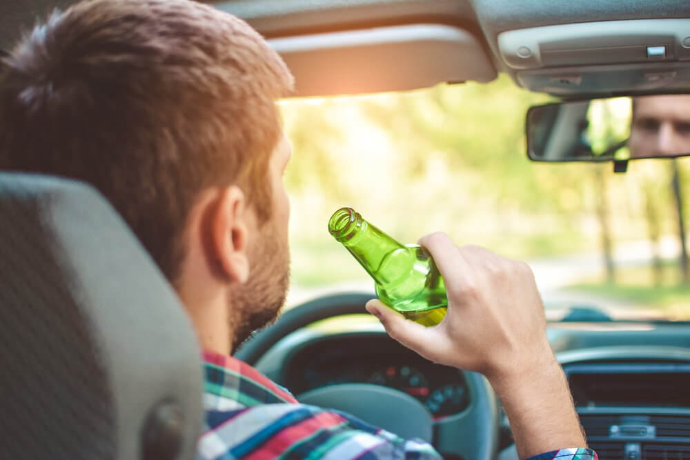 4 Common Signs of a Drunk Driver to Help You Stay Safe